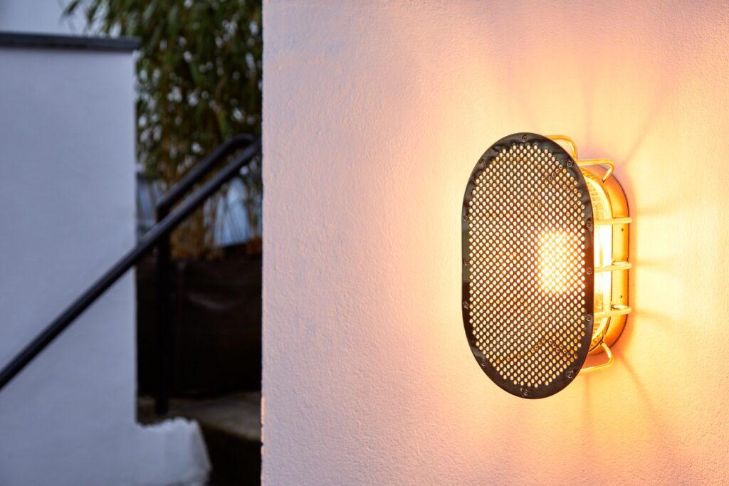 Night Rider | A Modern Bulkhead Wall Light